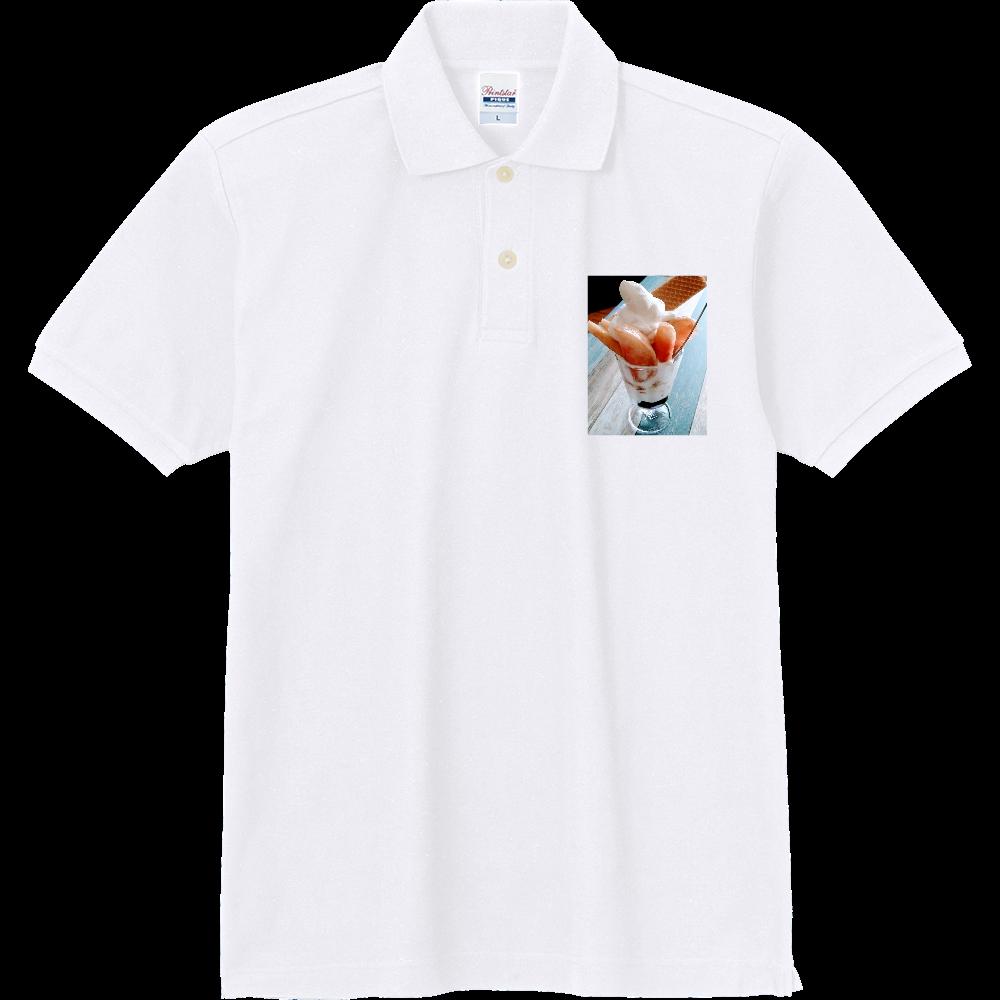 ももダイスキ 定番ポロシャツ