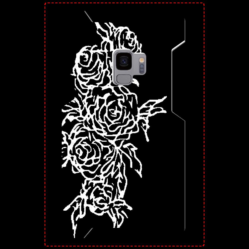 追憶の中で咲く Galaxy S9(SC-02K)
