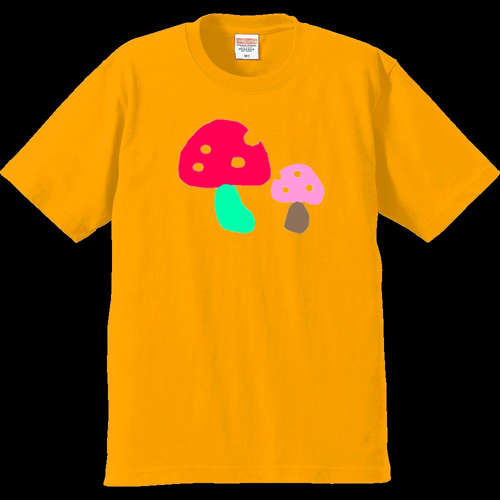 きのこ プレミアムTシャツ