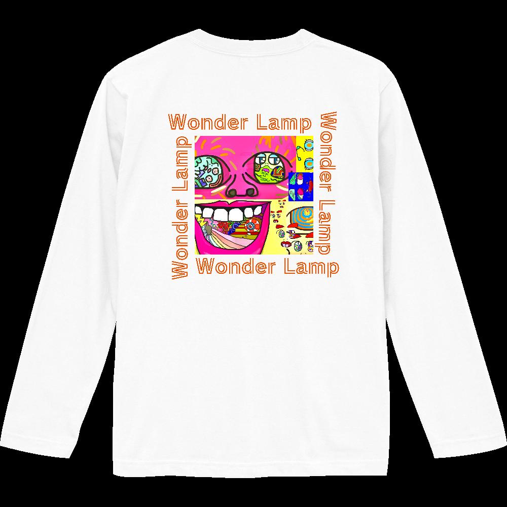 Wonder Lamp ロングスリーブTシャツ