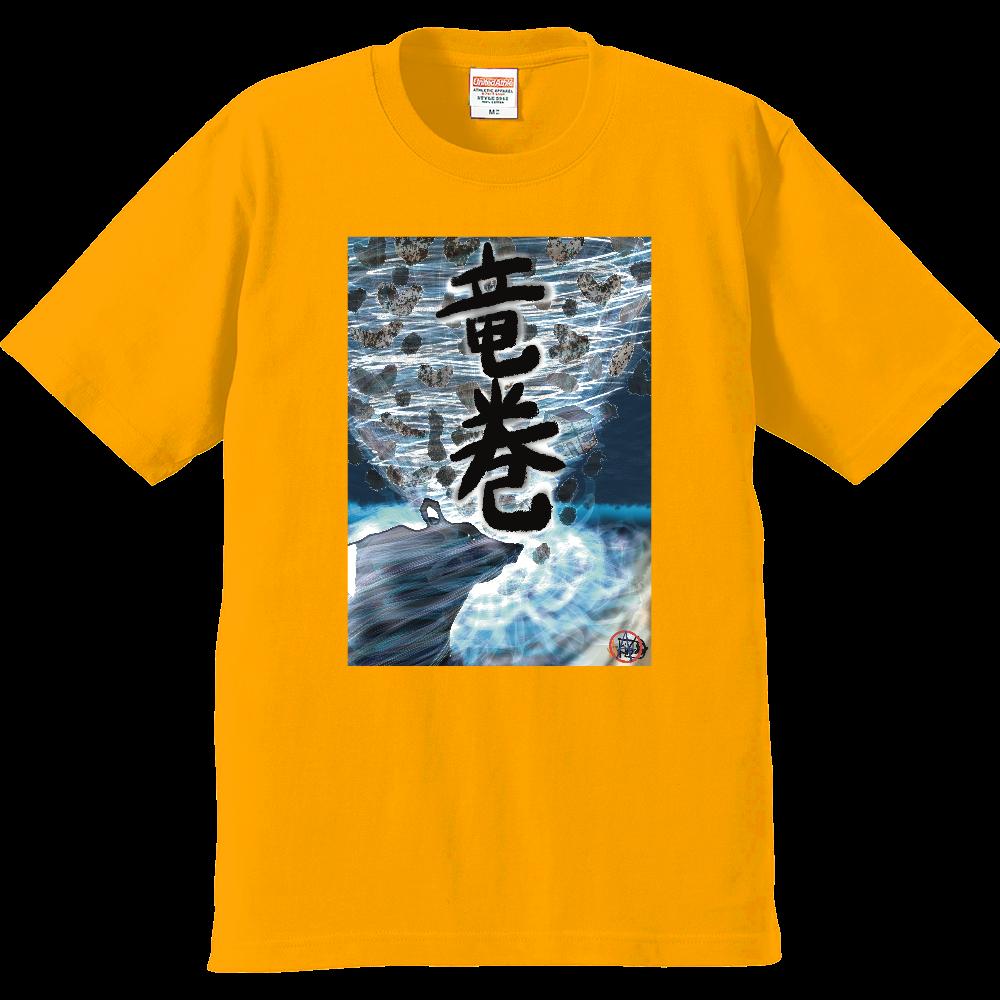 「竜巻」という名の気候変動 ORILAB MARKET.Version.1 プレミアムTシャツ
