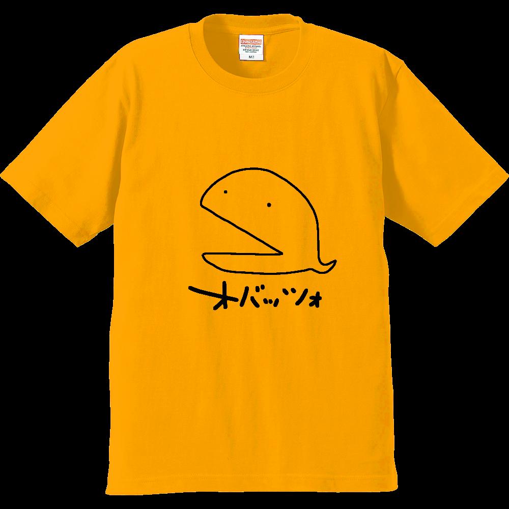 岡山笑点 オバッツォ プレミアムTシャツ