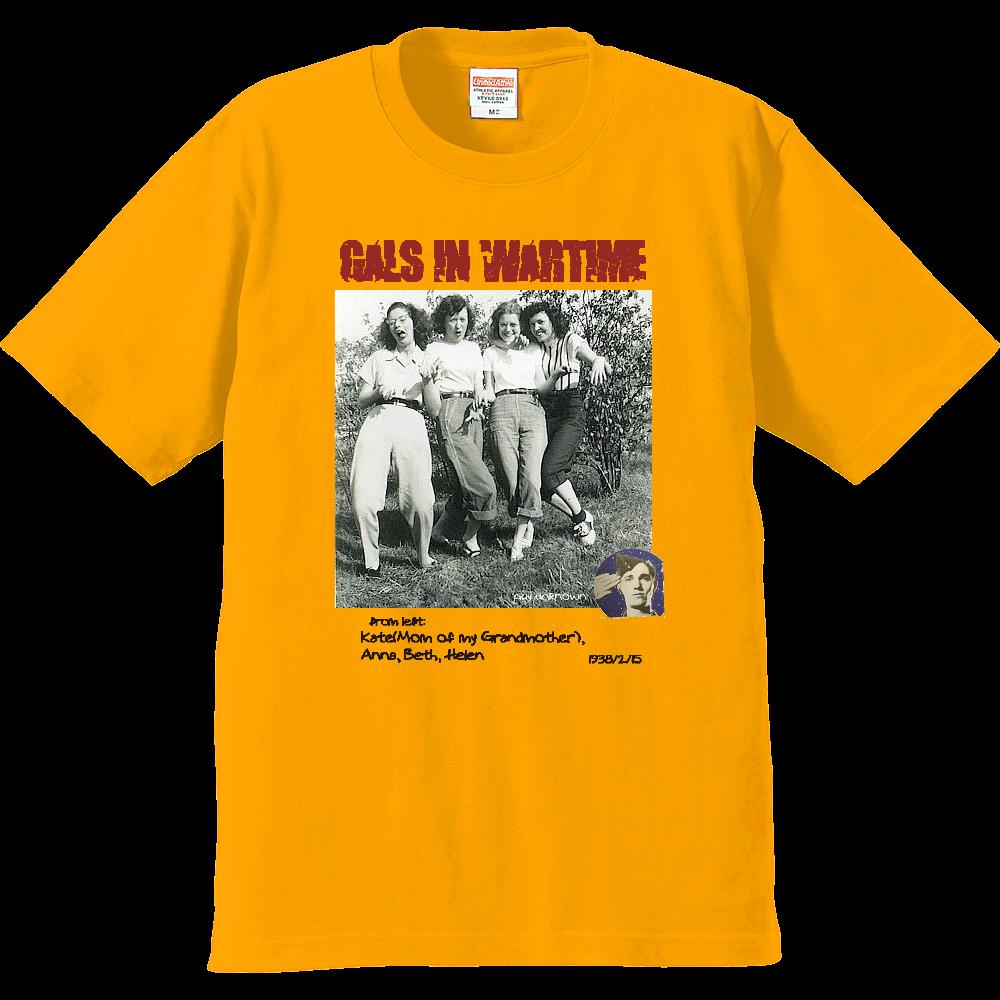 Gals in Wartime プレミアムTシャツ