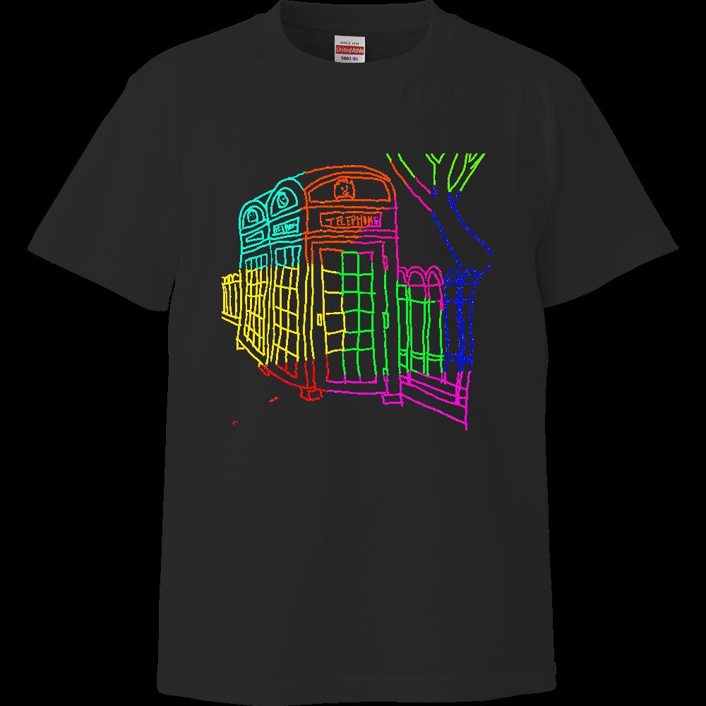 テレフォンボックス ハイクオリティーTシャツ