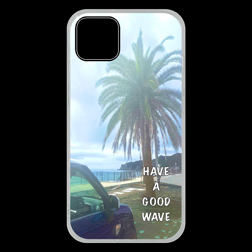 iPhone13 ケース WAVE iPhone13 ソフトケース (TPU)