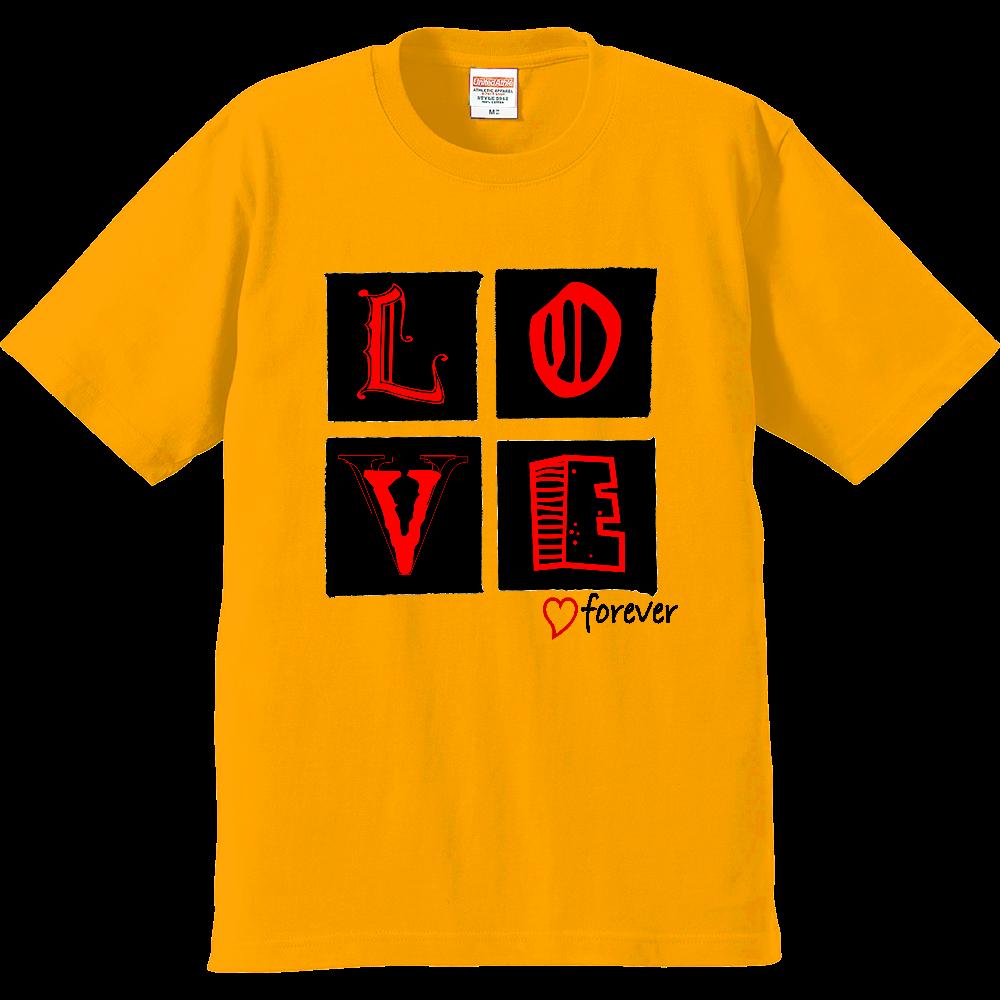 LOVE forever プレミアムTシャツ