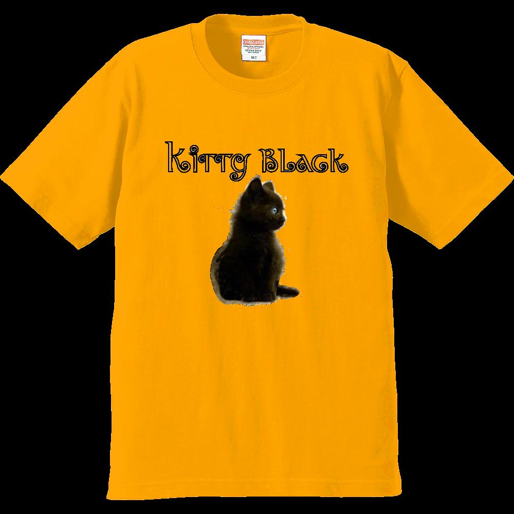 Kitty Black プレミアムTシャツ