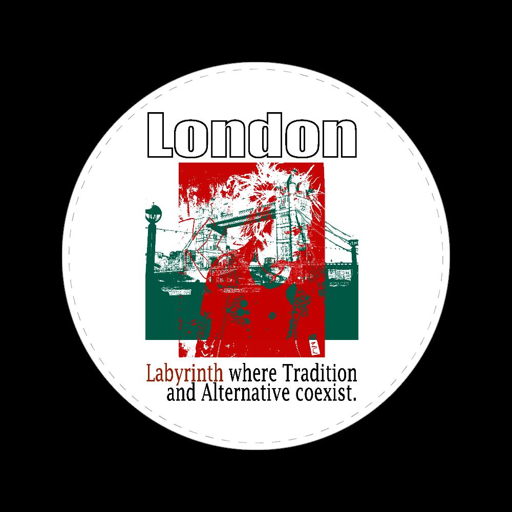 Labyrinth LONDON 56㎜缶バッジ