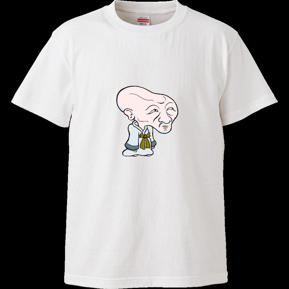 妖怪シリーズ、ぬらりひょん ハイクオリティーTシャツ