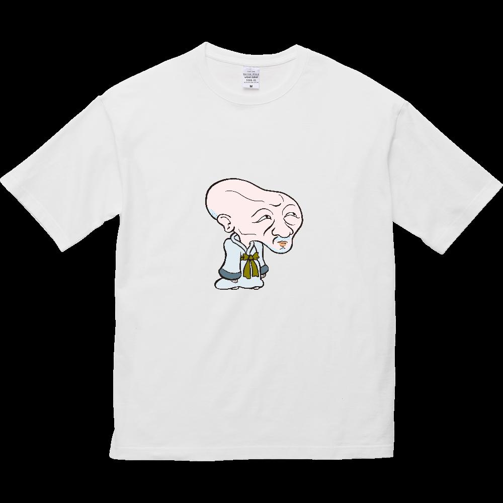 妖怪シリーズ、ぬらりひょん 5.6オンス ビッグシルエット Tシャツ