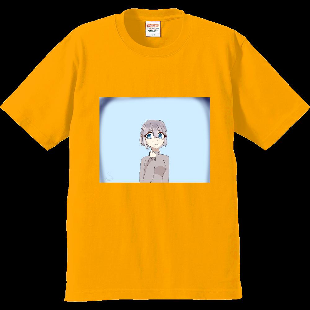 ボブの女の子 プレミアムTシャツ