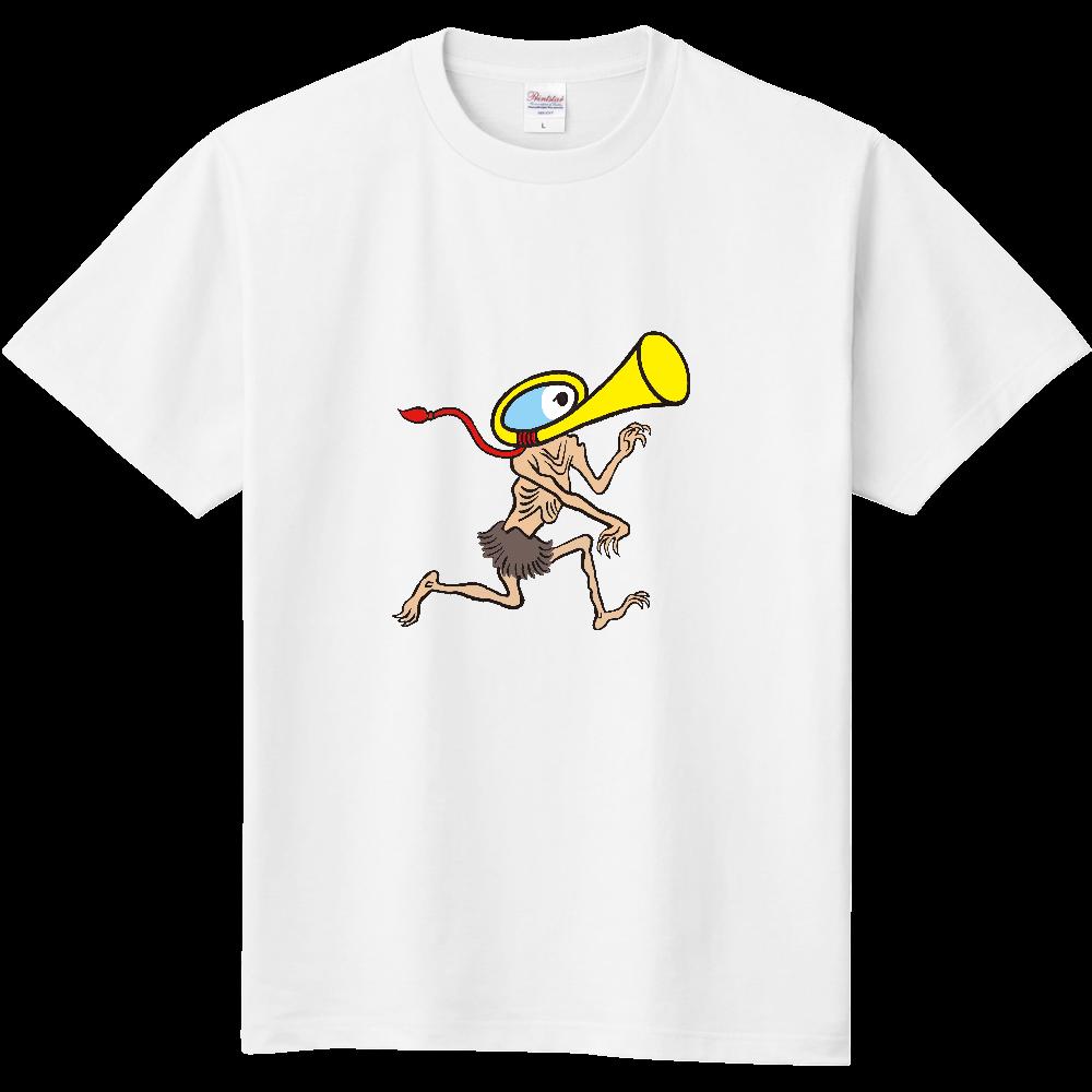 妖怪シリーズ、ラッパようかい 定番Tシャツ