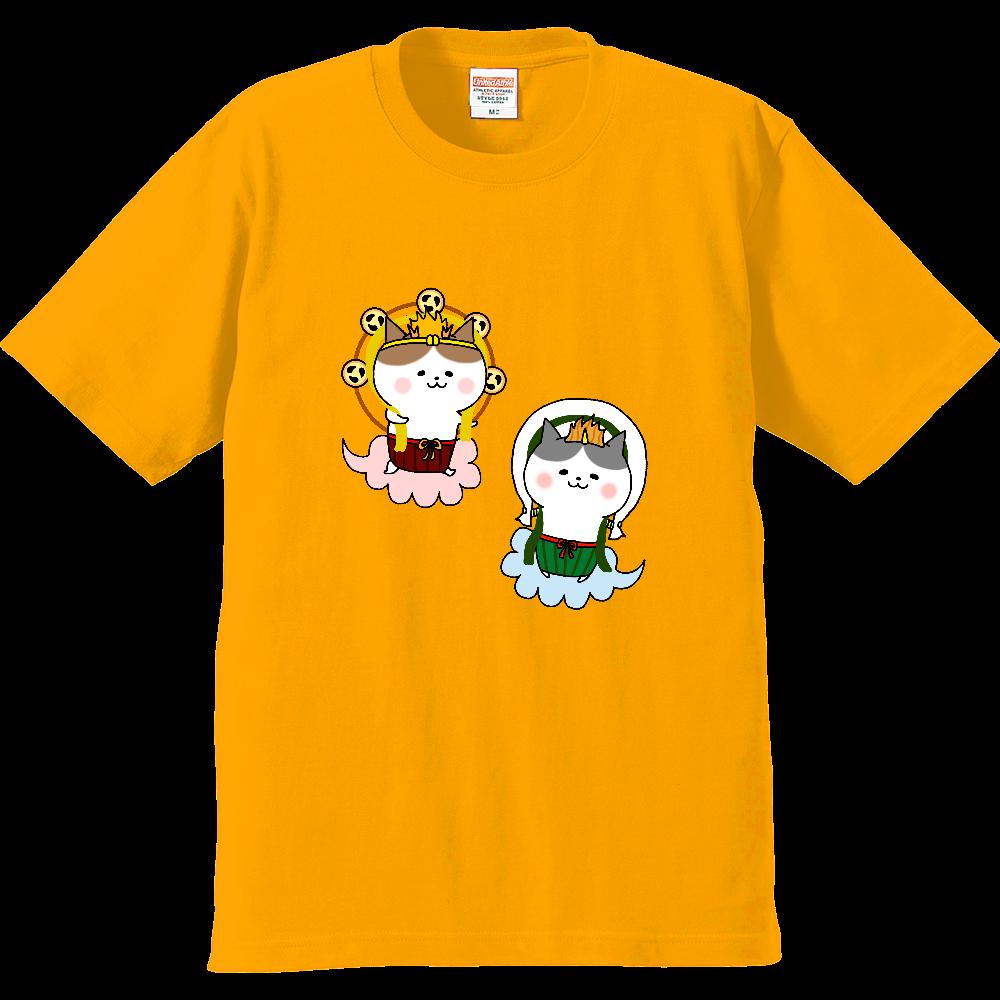 風猫雷猫 プレミアムTシャツ