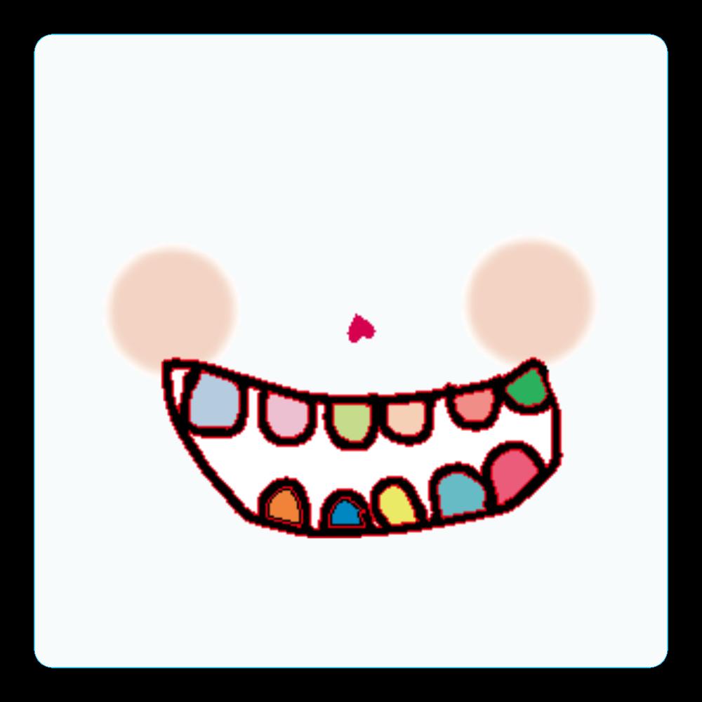 HIi!HIi! アクリルコースター(四角)