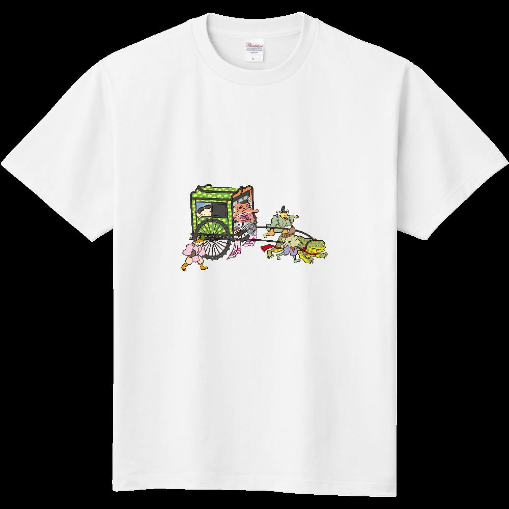 妖怪シリーズ、おぼろぐるま 定番Tシャツ