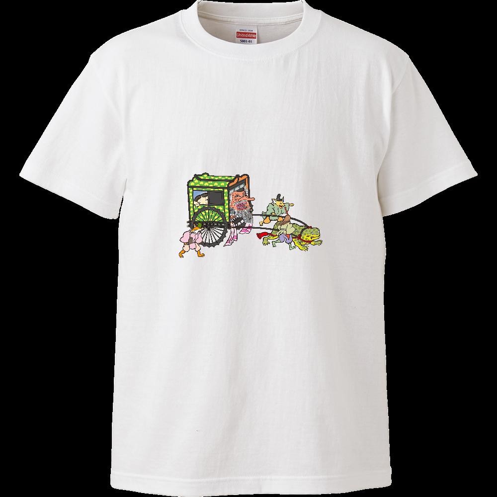 妖怪シリーズ、おぼろぐるま ハイクオリティーTシャツ