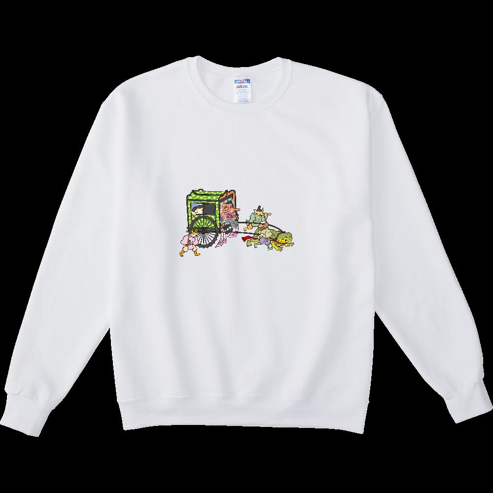妖怪シリーズ、おぼろぐるま NUBLENDスウェットシャツ