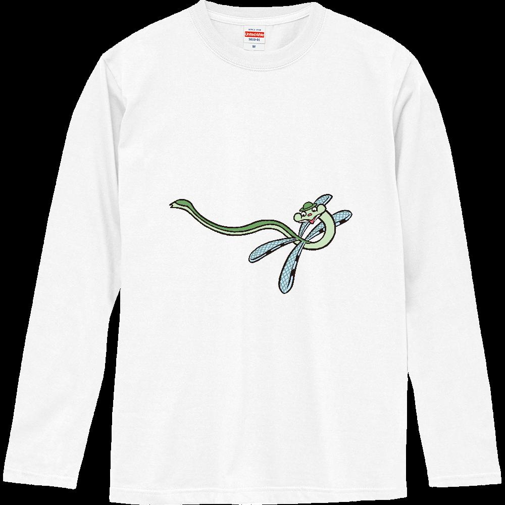 妖怪シリーズ、トンボようかい ロングスリーブTシャツ