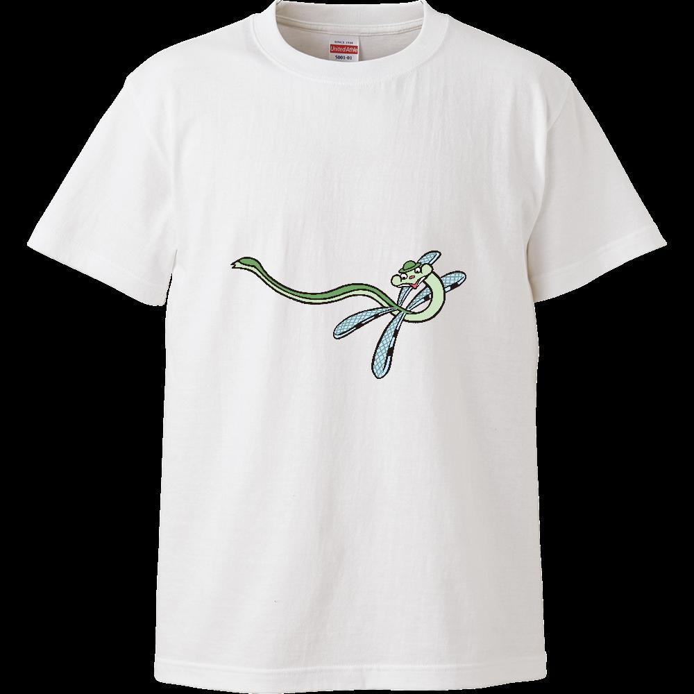 妖怪シリーズ、トンボようかい ハイクオリティーTシャツ