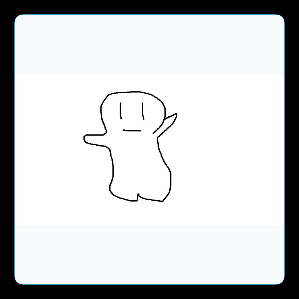 yurubake アクリルコースター(四角)
