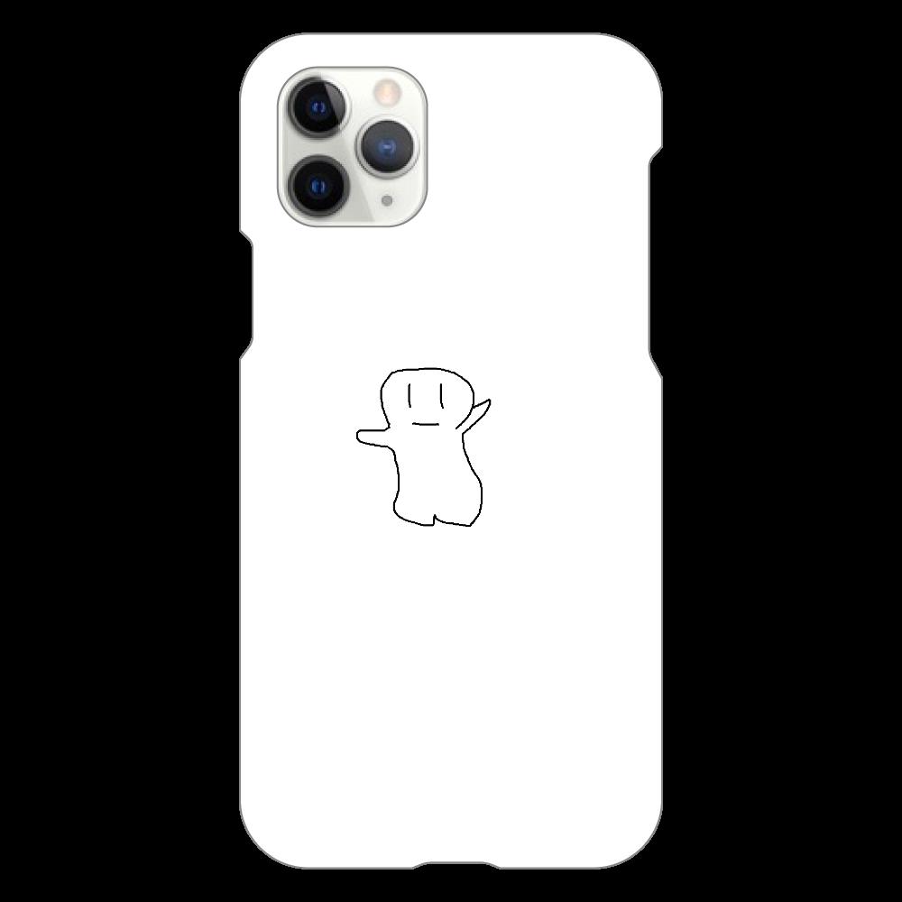 yurubake iPhone11 Pro(白)
