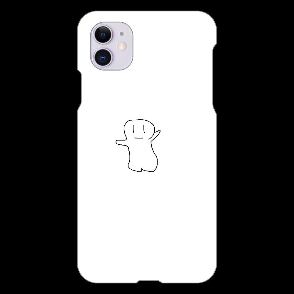 yurubake iPhone 11(白)