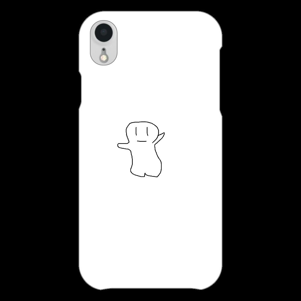 yurubake iPhoneXR(白)
