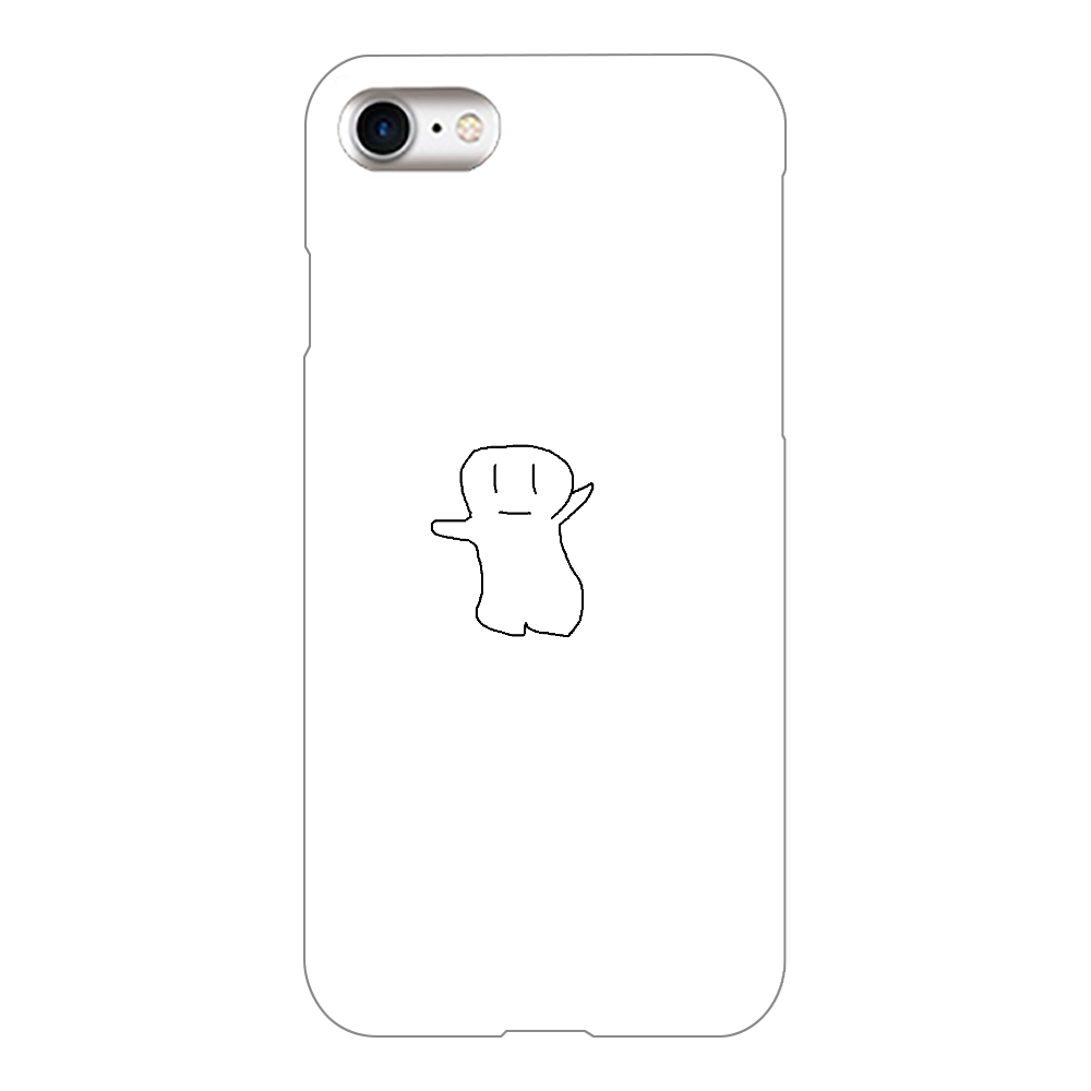 yurubake iPhone8(白)