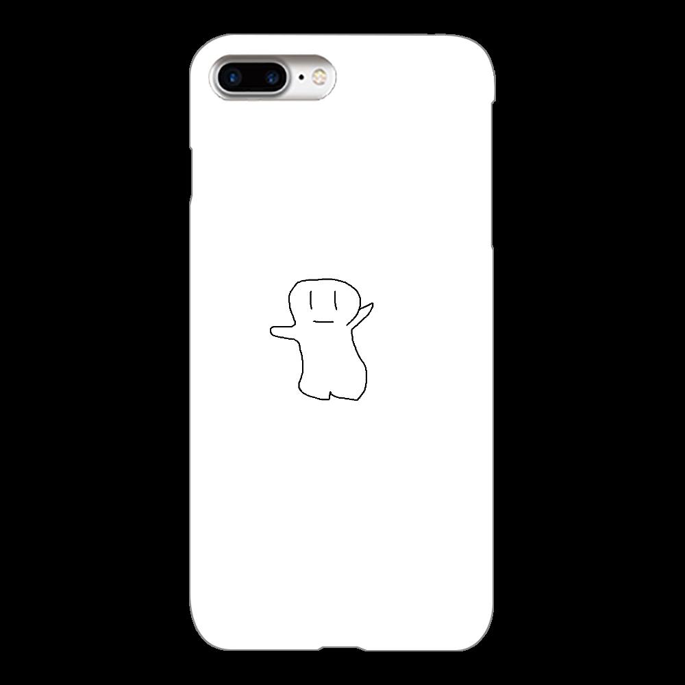 yurubake iPhone8Plus(白)