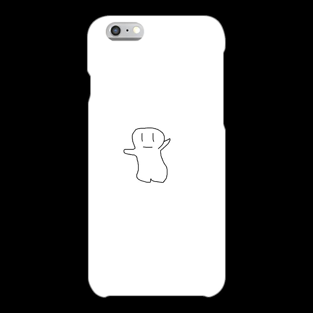 yurubake iPhone6/6s(白)