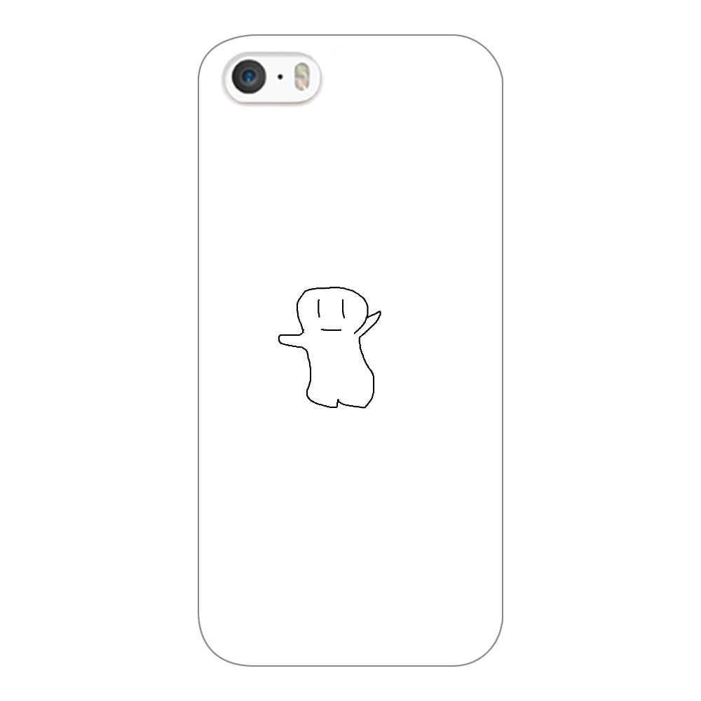 yurubake iPhone5c(白)