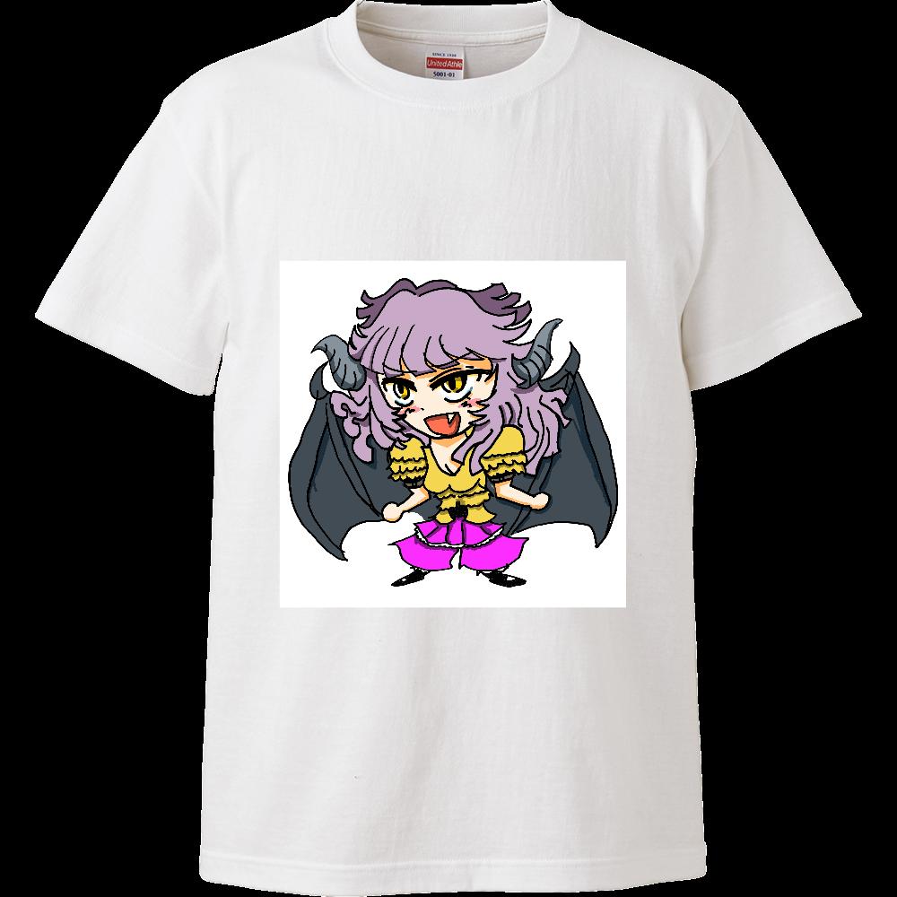 ラグナのイラスト2 ハイクオリティーTシャツ