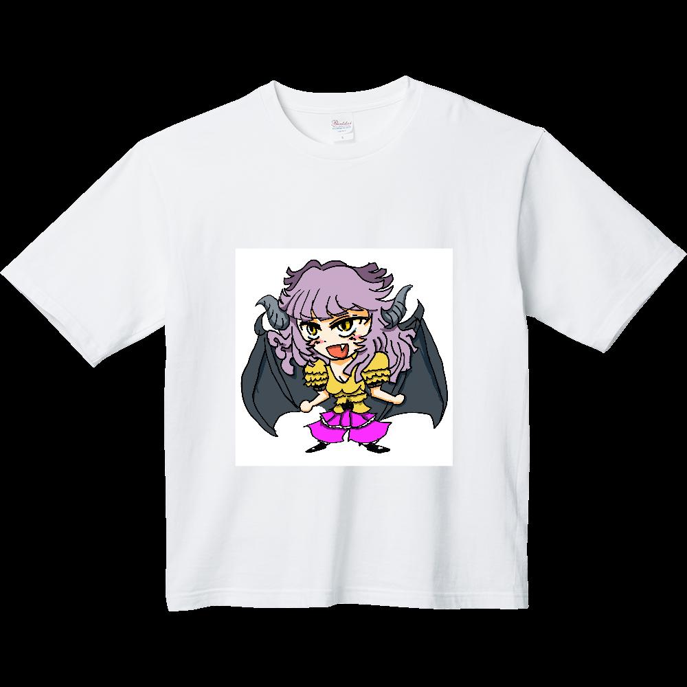 ラグナのイラスト2 ヘビーウェイト ビッグシルエットTシャツ