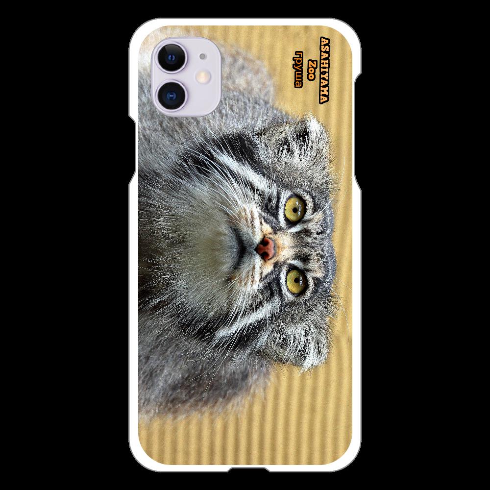 マヌルネコ「グルーシャ」(旭山動物園) iPhone 11(白) iPhone 11(白)