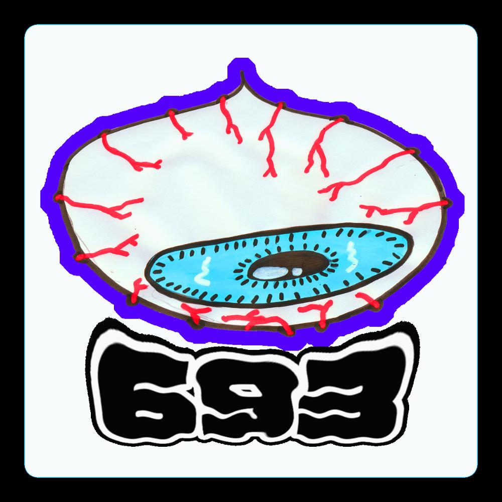 目覚め アクリルコースター(四角)