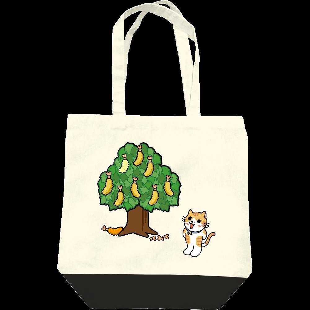 エビフライの木 レギュラーキャンバストートバッグ(M)