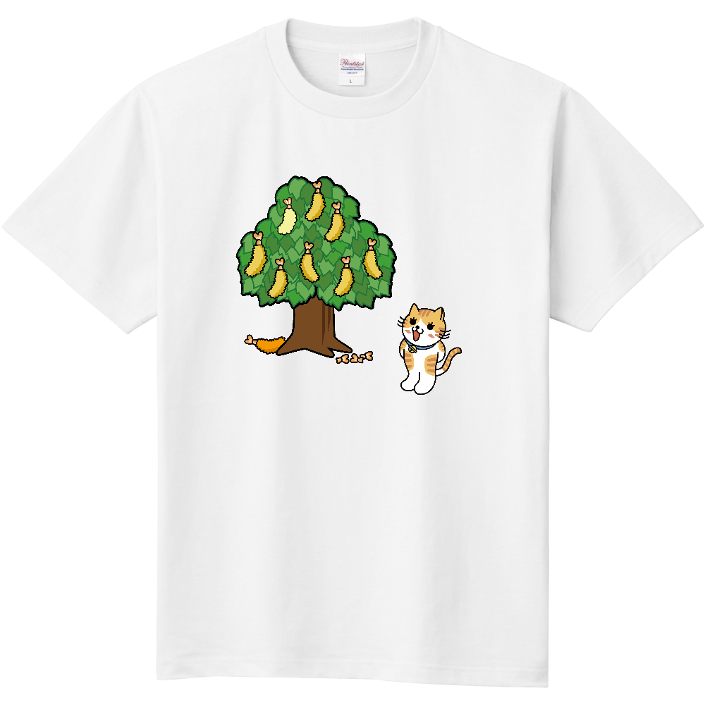 エビフライの木 定番Tシャツ