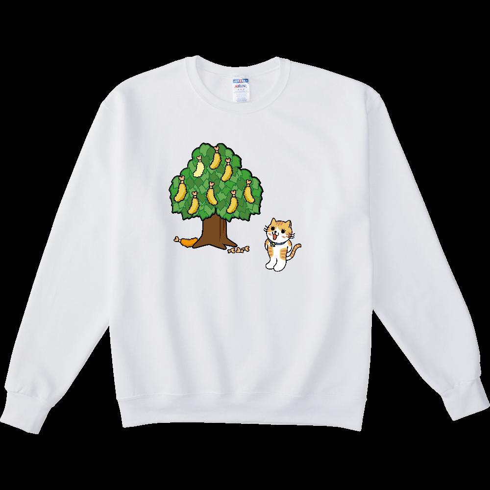 エビフライの木 NUBLENDスウェットシャツ