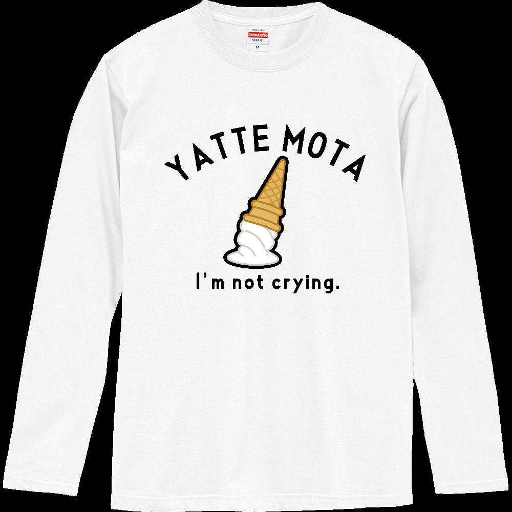 YATTEMOTA ロングスリーブTシャツ