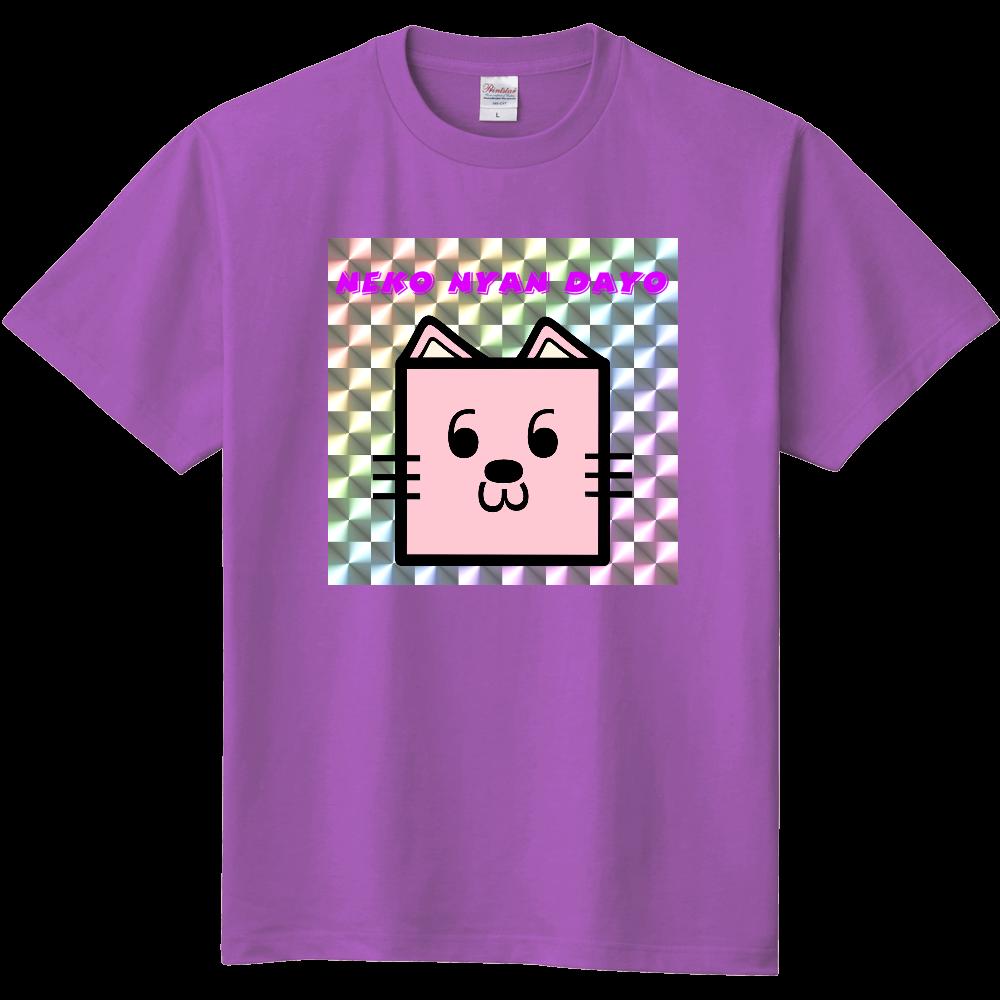 ねこにゃんだよホログラム 定番Tシャツ 定番Tシャツ