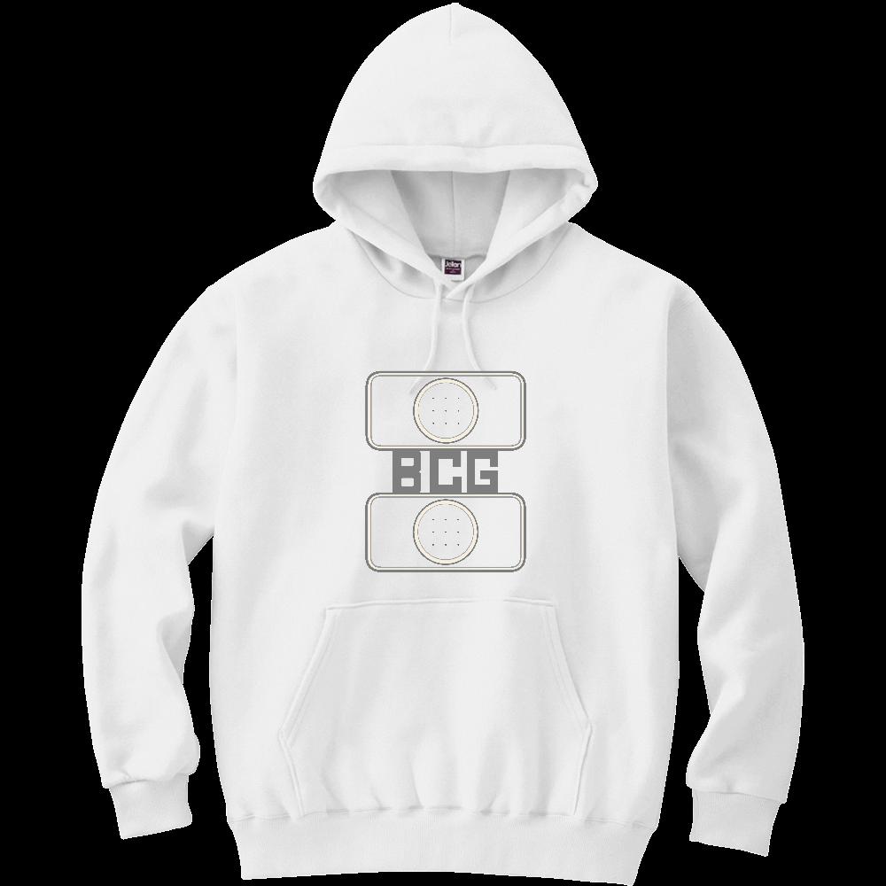 BCGハンコ注射 軽量プルパーカー (長袖プリント) 軽量プルパーカー (長袖プリント)