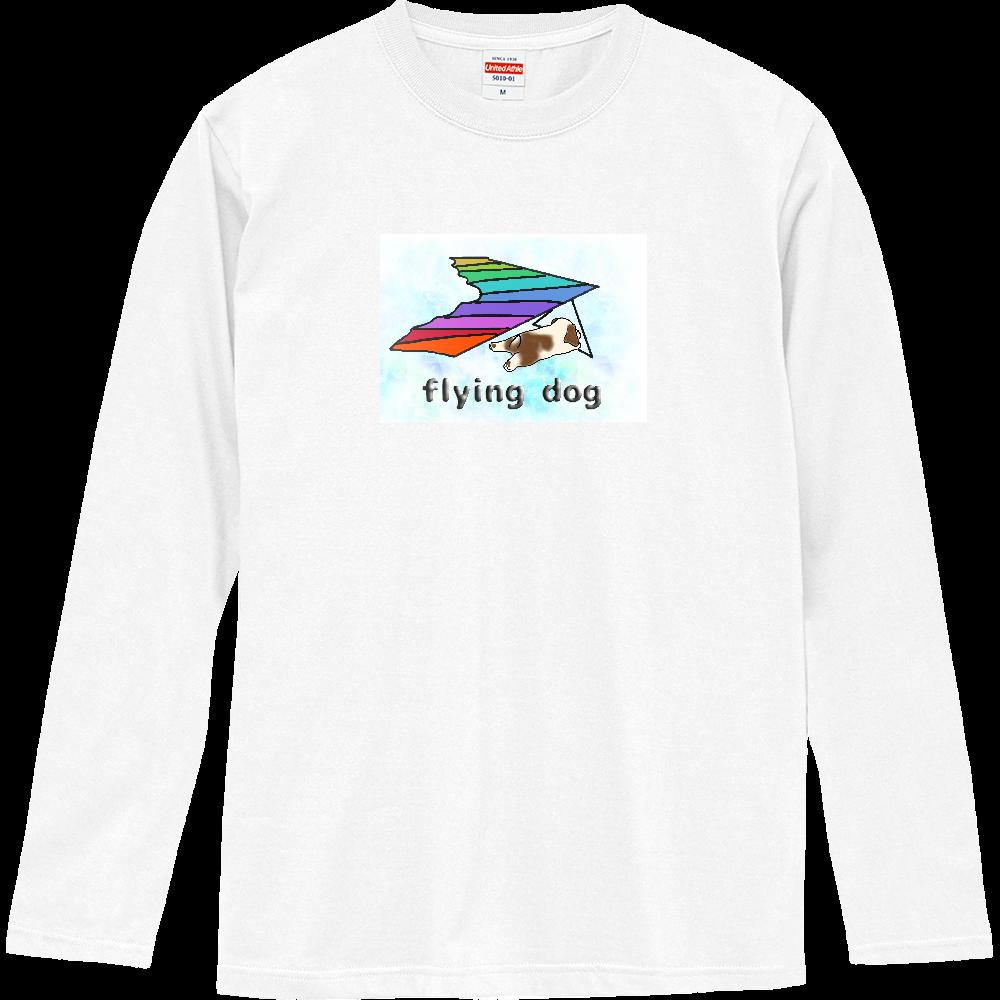 flying dog ロングスリーブTシャツ