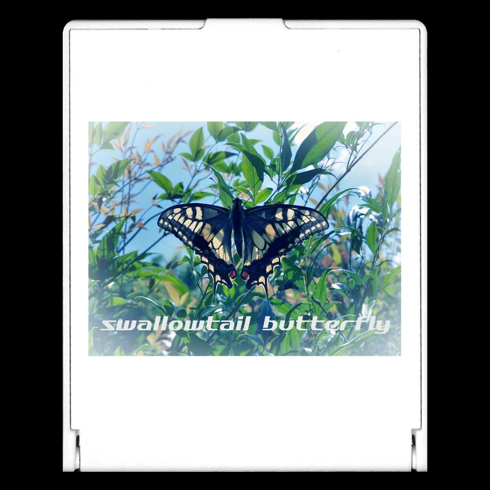 swallowtail butterfly スクエアミラー スクエアミラー
