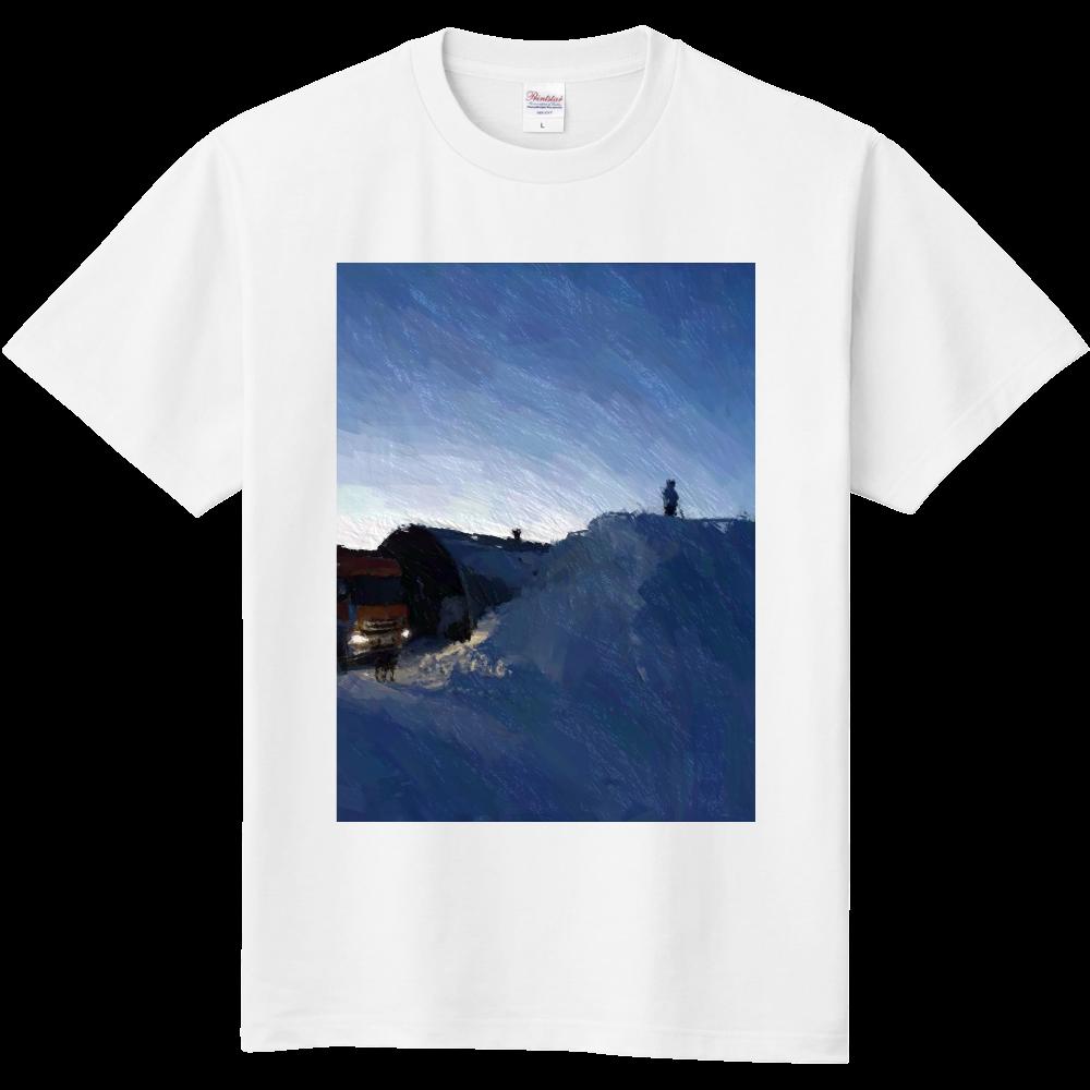 雪よ高く 定番Tシャツ