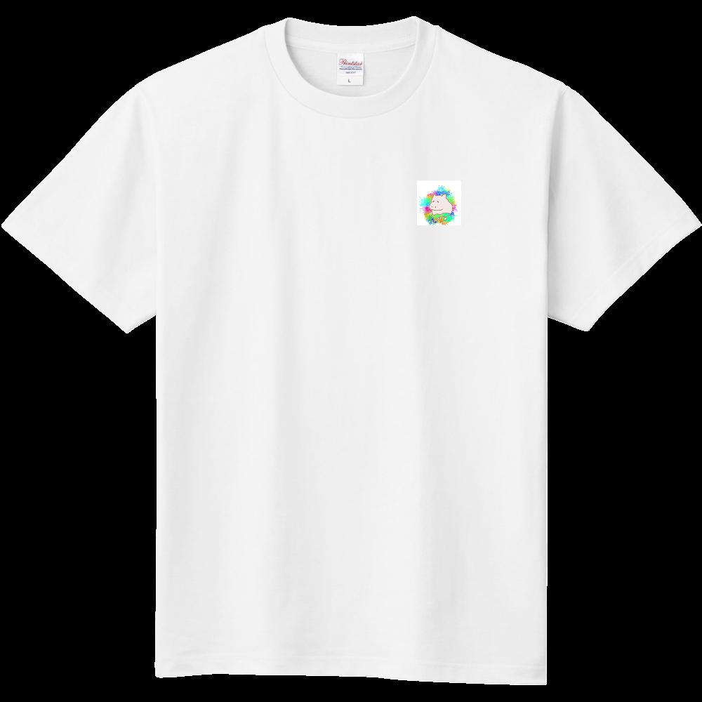 ちょい派手ゆるかばちゃん 定番Tシャツ