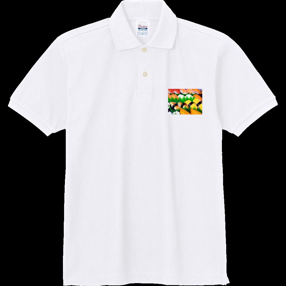 握り寿司 定番ポロシャツ