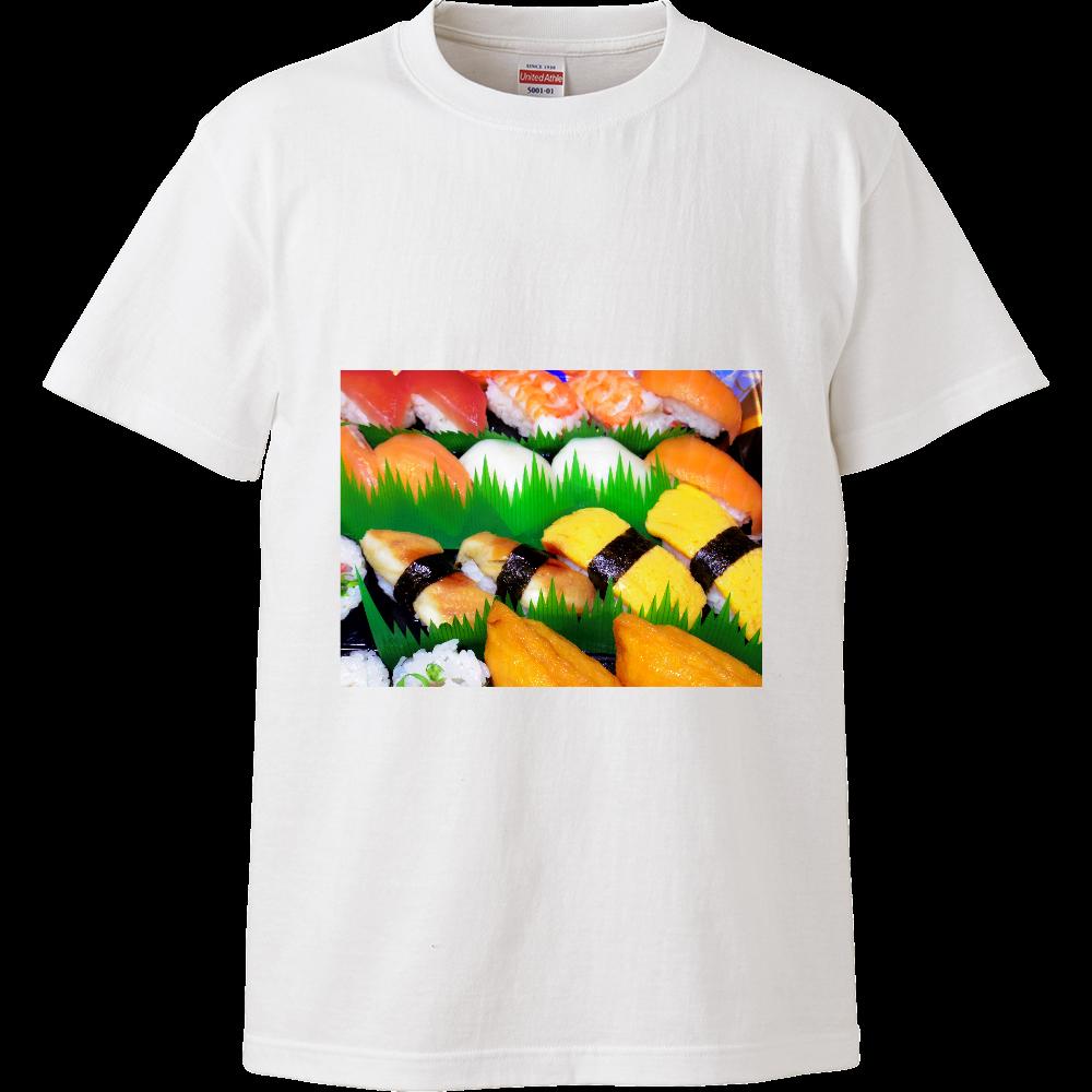 握り寿司 ハイクオリティーTシャツ