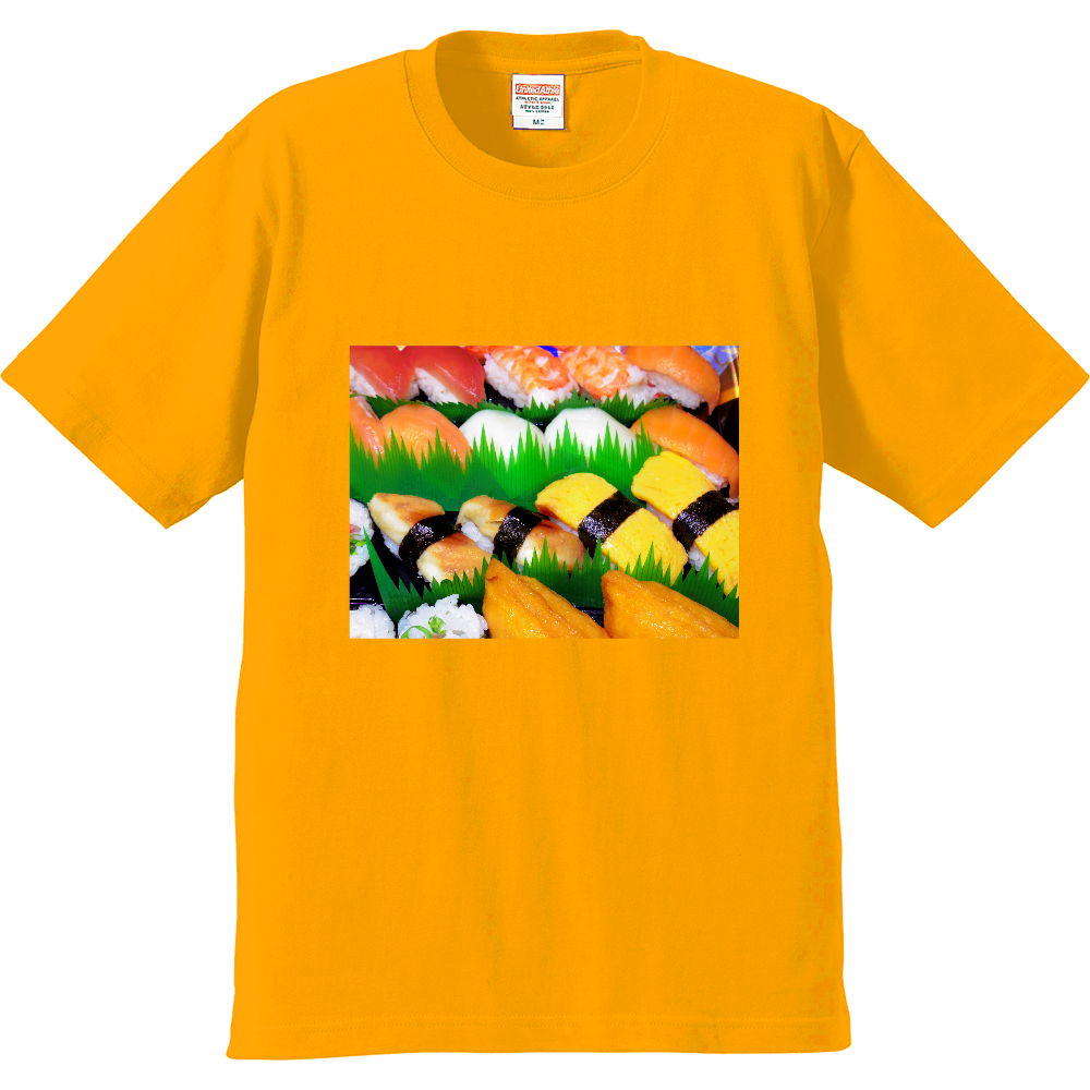 握り寿司 プレミアムTシャツ