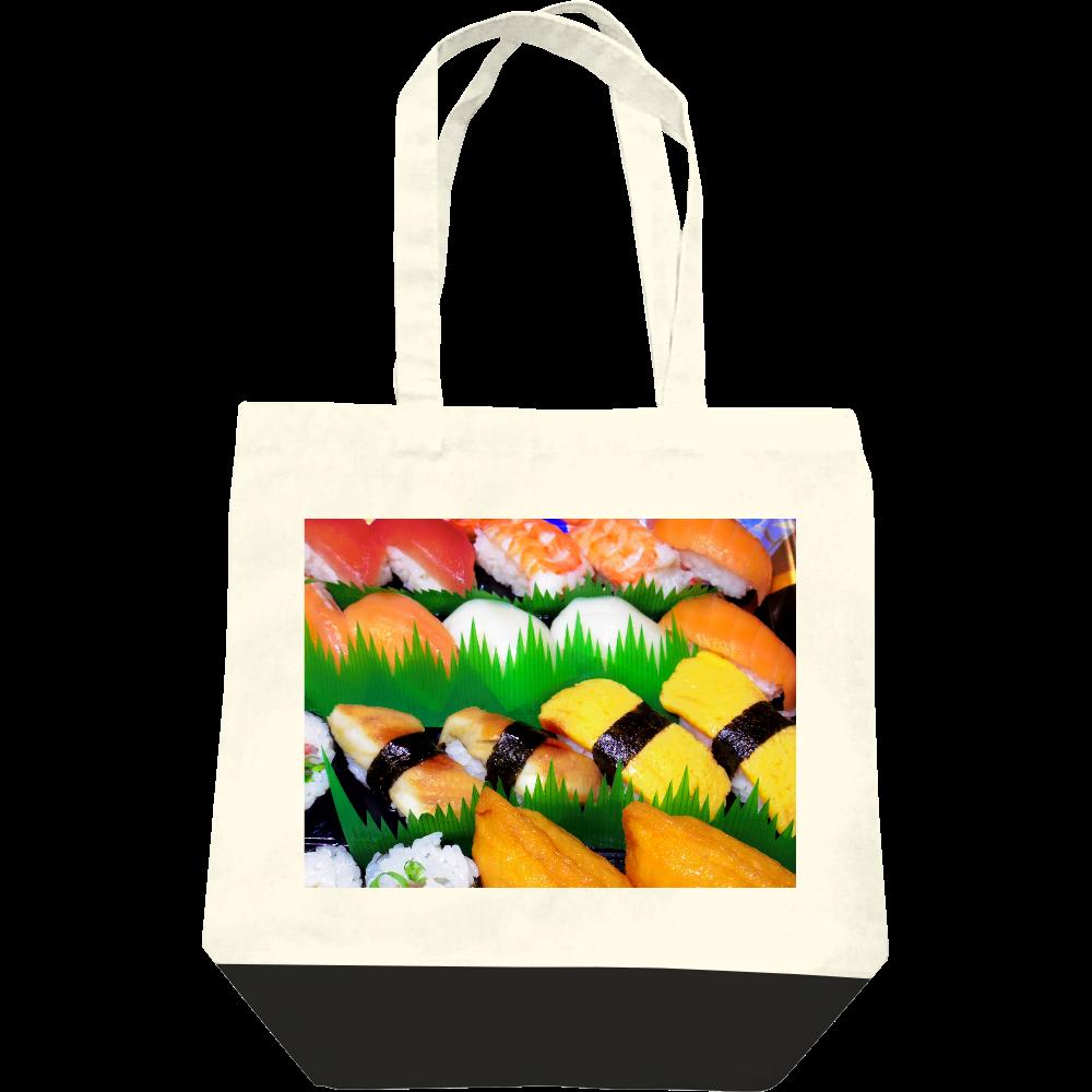 握り寿司 レギュラーキャンバストートバッグ(M)