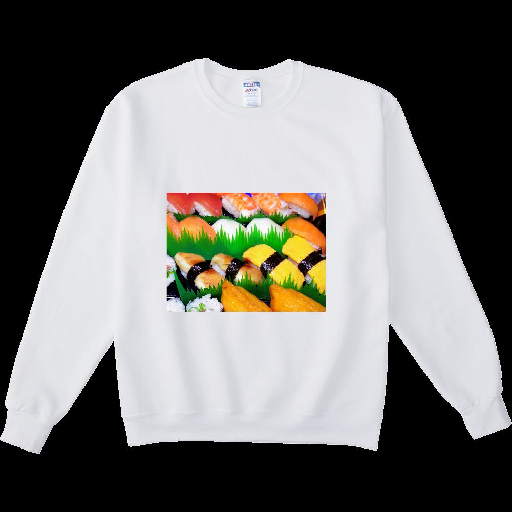 握り寿司 NUBLENDスウェットシャツ